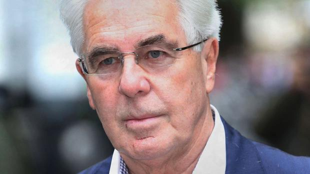 Max Clifford was jailed for eight years in May 2014