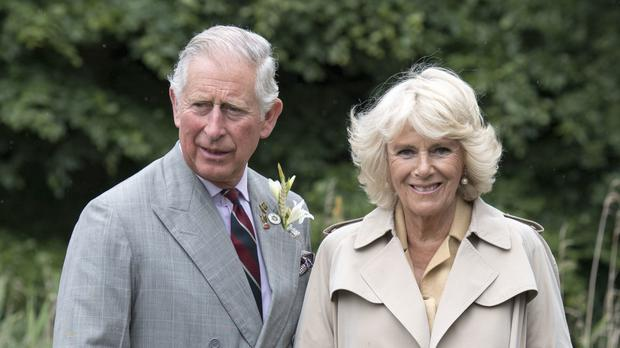 Charles and Camilla are spending five days in the country for a series of engagements