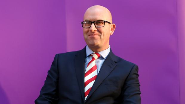 Paul Nuttall is seen as one of the favourites to replace Nigel Farage