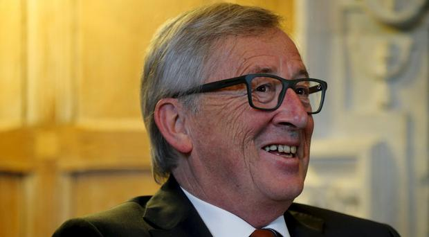 European Commission President Jean-Claude Juncker has hit out at Boris Johnson and Nigel Farage for