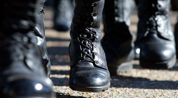 Some nine per cent of veterans surveyed said their biggest concern when leaving the forces was securing a mortgage