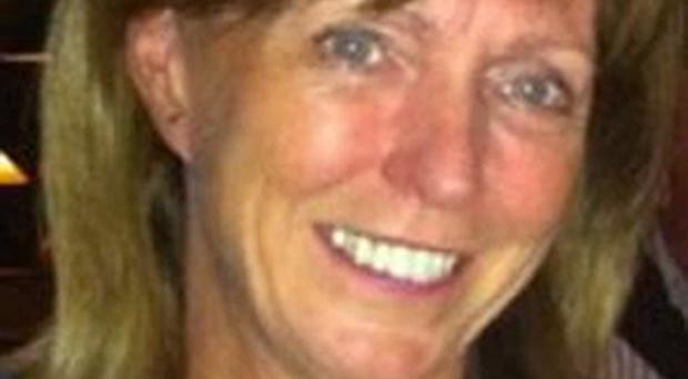 Sadie Hartley was found in a pool of blood in the hallway of her house