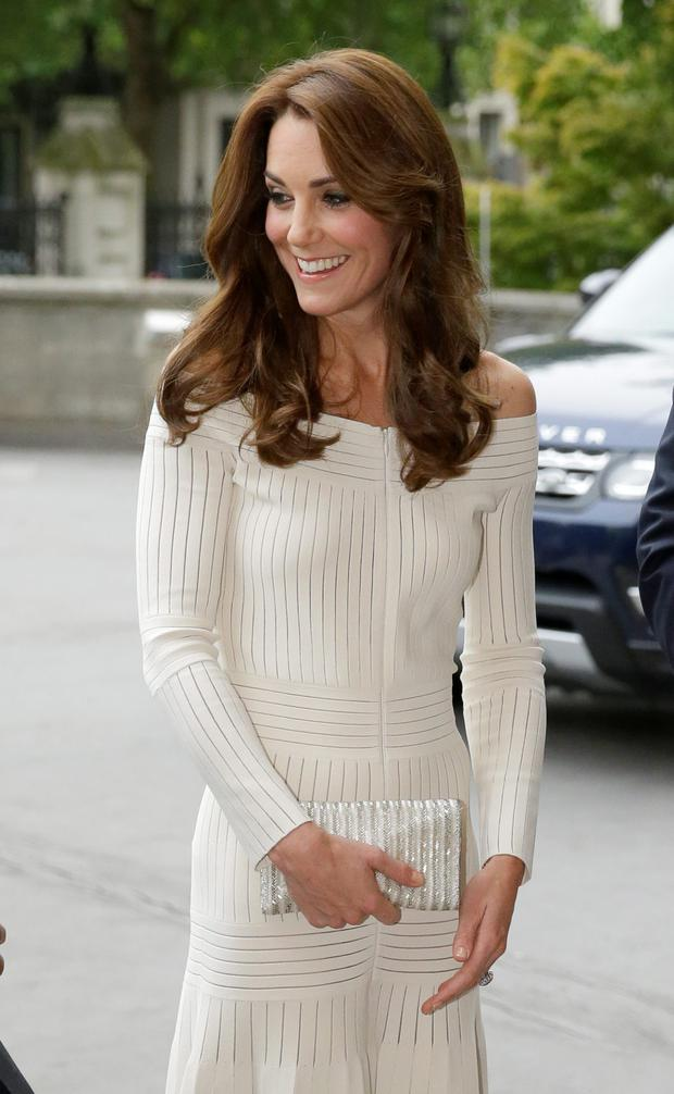The Duchess of Cambridge at the Natural History Museum