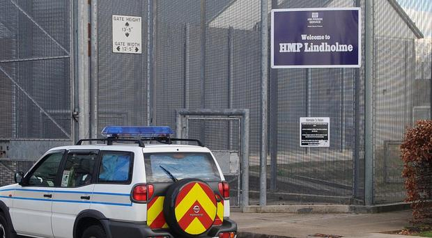 The Chief Inspector of Prisons said Lindholme had received a