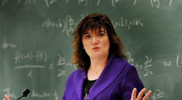 Education Secretary Nicky Morgan insists that turning schools into academies is the best way to ensure youngsters have access to a world-class education