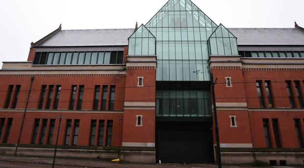 The five were sentenced at Manchester's Minshull Street court