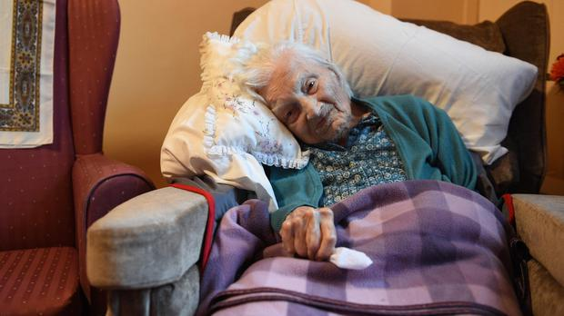 Gladys Hooper, the oldest person in the UK, has died aged 113