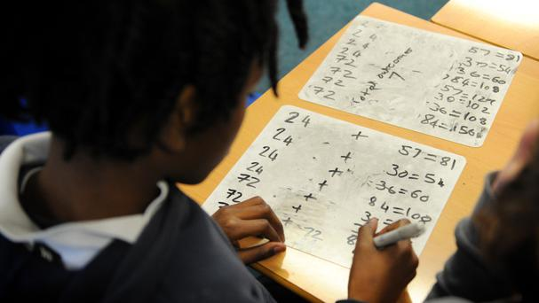 Maths mastery is used in south Asian nations including Shanghai, Singapore and Hong Kong