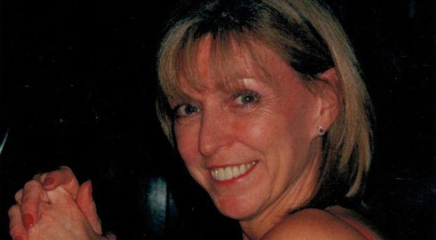 Sadie Hartley, as Sarah Williams is appearing at Preston Crown Court accused of her murder (Lancashire Constabulary/PA)