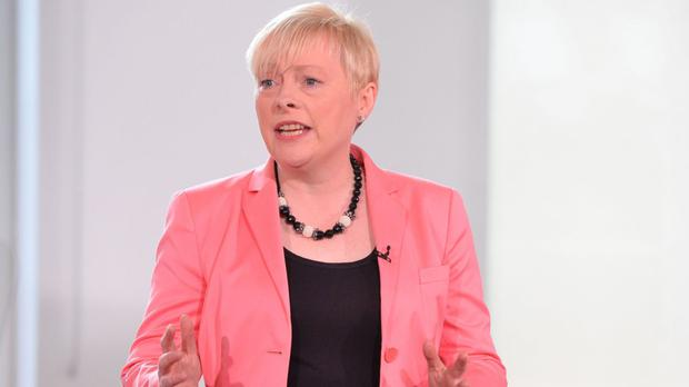 Angela Eagle has urged Jeremy Corbyn's opponents to become registered party supporters and kick him out as leader
