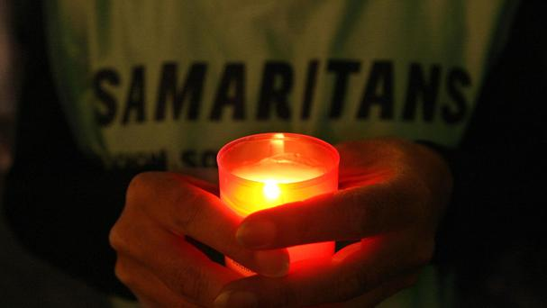 The Samaritans have welcomed a fall in the number of suicides on railways
