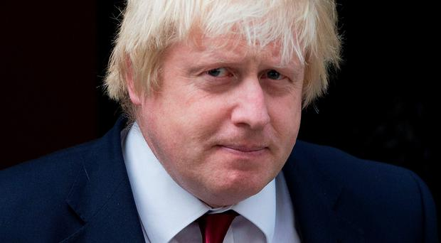 'Very proud': Boris Johnson