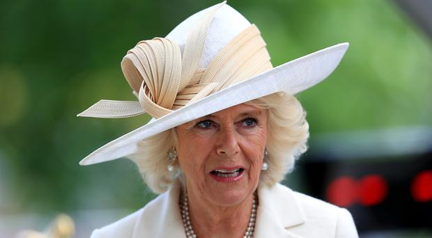 Camilla was visibly moved after visiting a charity which safeguards those at risk of domestic abuse