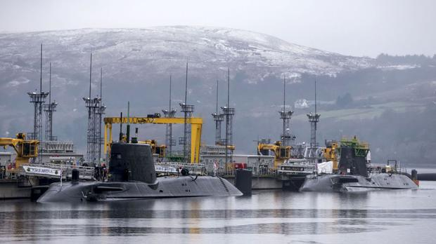 Trident: Britain is voting to retain nuclear deterrent