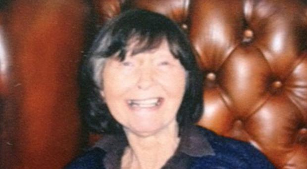 Sandra Wood collapsed at home and died at Maidstone Hospital on Saturday April 18 last year