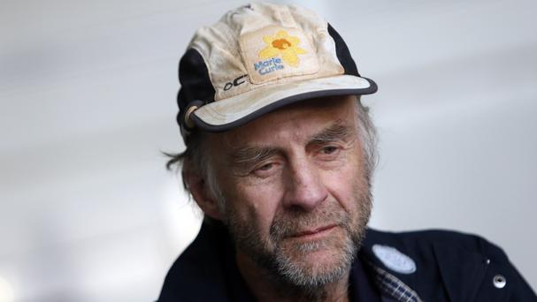 Sir Ranulph Fiennes will attempt to scale four peaks in 10 months