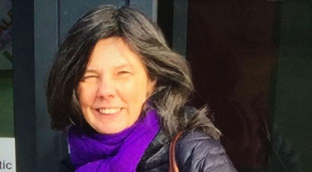 Helen Bailey was last seen walking her dog on April 11 (Hertfordshire Police/PA)