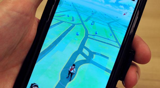 Four teenagers had to be rescued after getting lost in a mine complex for about six hours while hunting for creatures on the Pokemon Go phone app