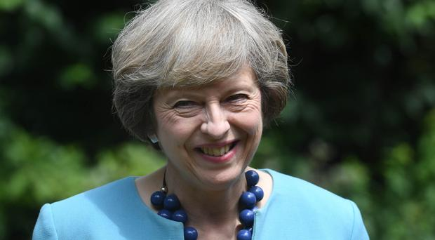 Theresa May's new Government is almost complete