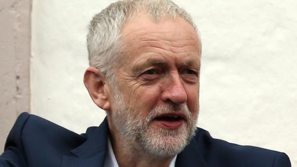 Labour leader Jeremy Corbyn is automatically on the ballot paper