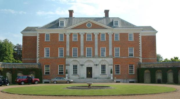 Chevening House is the Foreign Secretary's official country residence