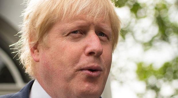 Boris Johnson has quit his lucrative newspaper column, and a commission to write a book on Shakespeare has been put on hold.