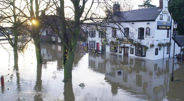 Floods, air pollution, water pollution and chemicals in the atmosphere cost billions of pounds a year, environmentalists have warned