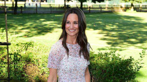 Pippa Middleton attending the Frost Summer Party Fundraiser
