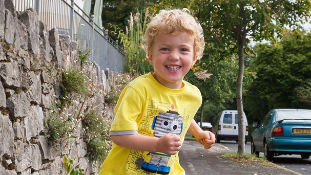 Three-year-old Sam Morrish died from sepsis after errors by GPs, hospital doctors and NHS Direct call handlers (Scott Morrish/PA)