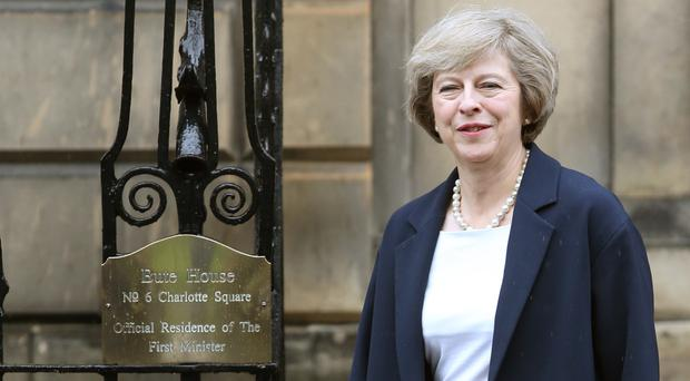 Prime Minister Theresa May called the European Council president on Tuesday