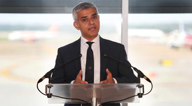 Mayor of London Sadiq Khan wants TfL to take control of Southern Rail services