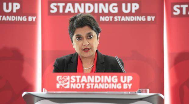 Labour anti-Semitism Inquiry chair Shami Chakrabarti sidestepped questions about a peerage