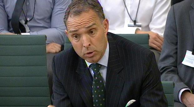 Mark Sedwill told MPs