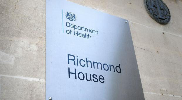 The extra money meant the Department of Health stayed within its overall budget by a 'wafer-thin' margin