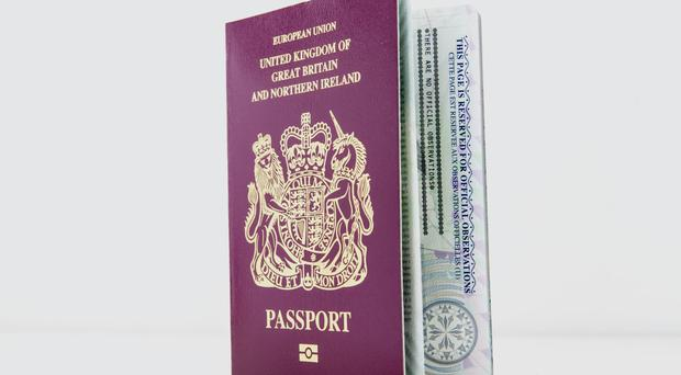 Authorities used powers to stop people holding a British passport