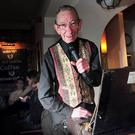 DJ Derek, who was found dead aged 73, had a beer named after him (Bristol News and Media/PA)