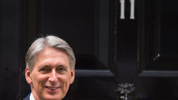 Chancellor Philip Hammond said he is ready to use the Autumn Statement mini-Budget to set the economy on a different course if necessary