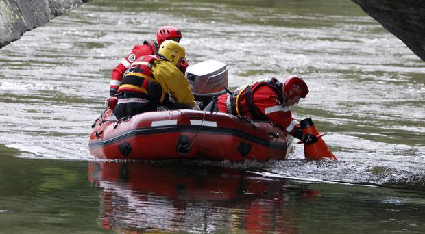 A body has been recovered during a search of the River Great Ouse in Bedford