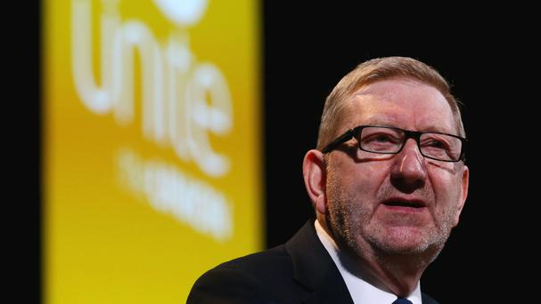 Unite leader Len McCluskey is joining a march to protest against cuts and privatisation by Tory-run Bromley council