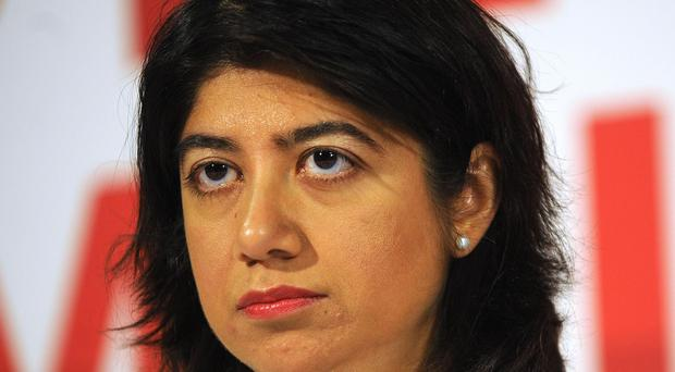 Seema Malhotra has lodged a formal complaint with Commons Speaker John Bercow.