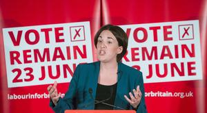 Kezia Dugdale said Donald Trump is rallying those who 'feel they have no hope and nothing to lose'.