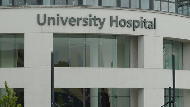 A boy died at University Hospital, Coventry, after an incident at a water park
