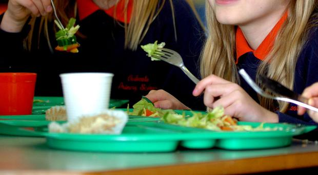 Families relying on free school meals in term time can face hunger in the school holidays, said Trussell Trust foodbank network director Adrian Curtis