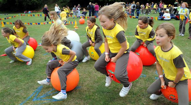 Girls lose confidence in their career prospects as they get older, Girlguiding research found