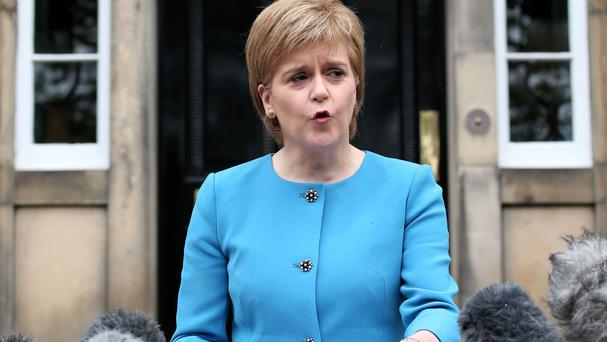 Nicola Sturgeon will reflect on the EU referendum campaign and result