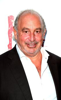 Threat: Sir Philip Green