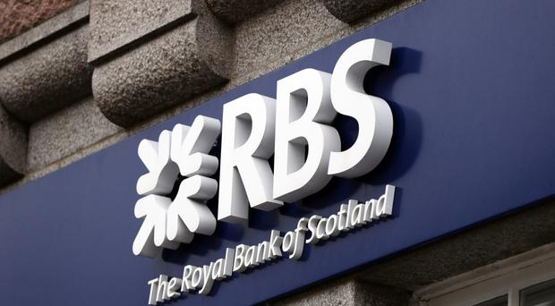 RBS says customers could be charged negative interest rates if the Base Rate dips below zero