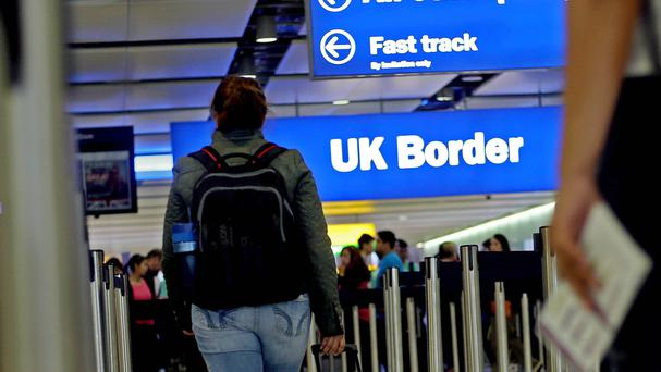 There could be a spike in immigration before a tightening of the free movement rules post-Brexit, the Home Affairs Committee has warned