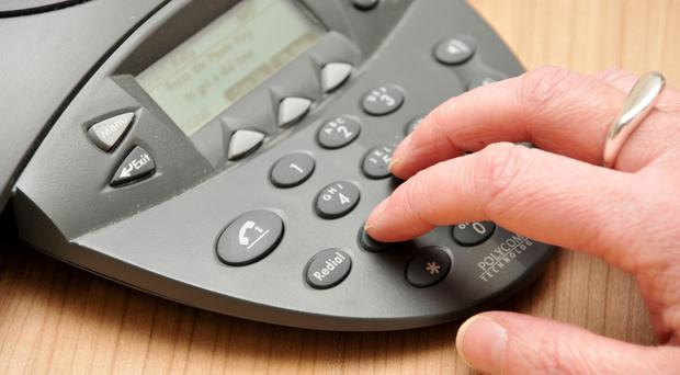 Callers to HMRC had to wait a total of four million hours to get help in 2015 - 2016