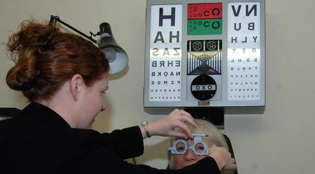 Researchers found a link between poor cognitive ability and the thickness of retinal nerves